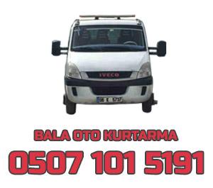 Bala Oto Kurtarma hizmeti